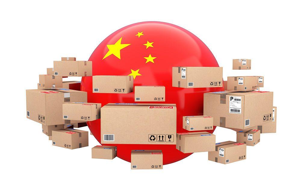 importación desde China