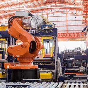 La logística robótica