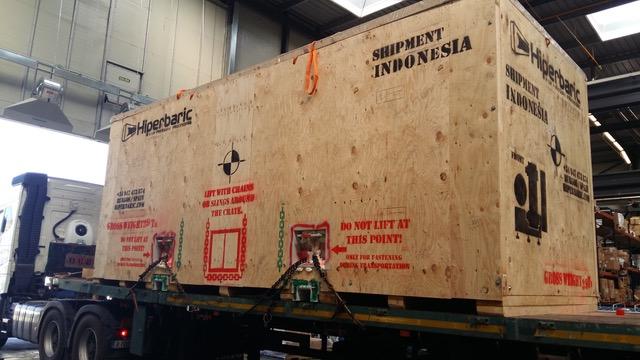 Asercomex transporte de maquinaria