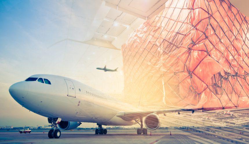 Especialistas en transporte aéreo de mercancías para empresas