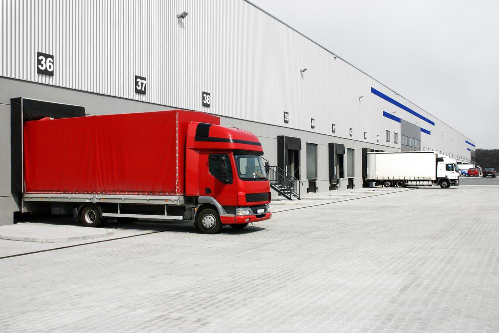 transporte de contenedores por carretera