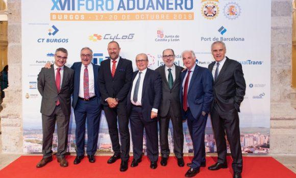 Asercomex asiste al XVII Foro Aduanero