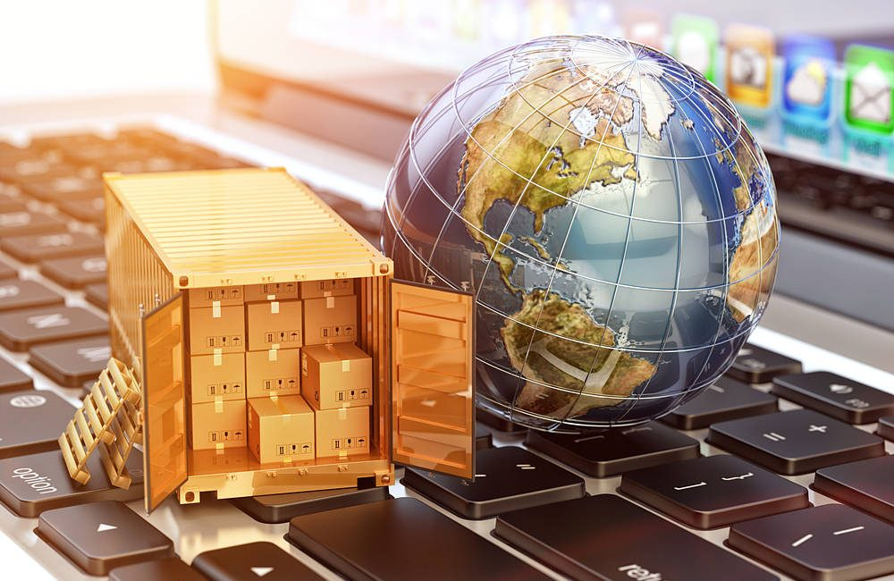 el producto de la logística