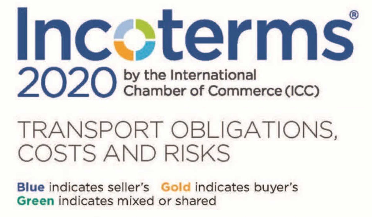 INCOTERMS INGLES 2020 ASERCOMEX