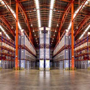 Almacén logístico, la clave del éxito