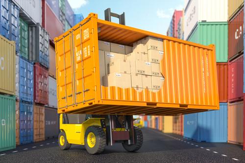 transporte mercancías empresa transitaria